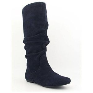 NEW! Steve Madden (Tianna) Tall Suede Slouch Boot!